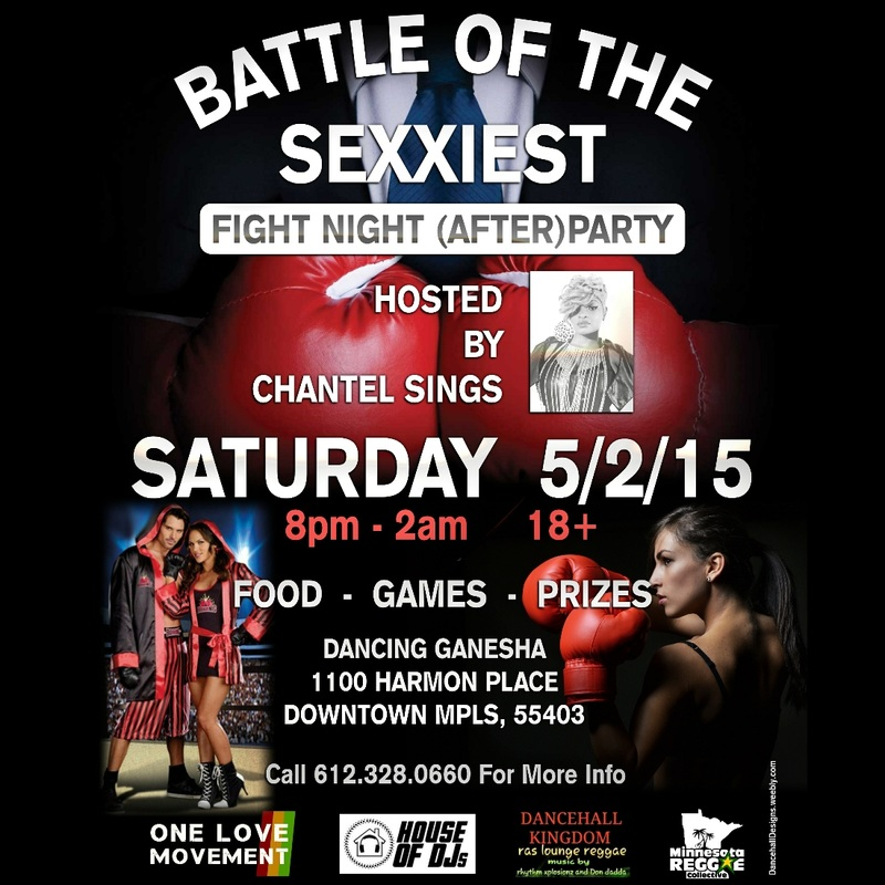 Battle of the Sexxiest Fight Night (After)Party